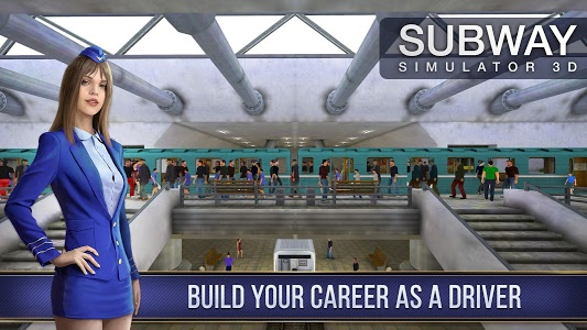 screenshot of Subway Simulator 3D version 1.9.2