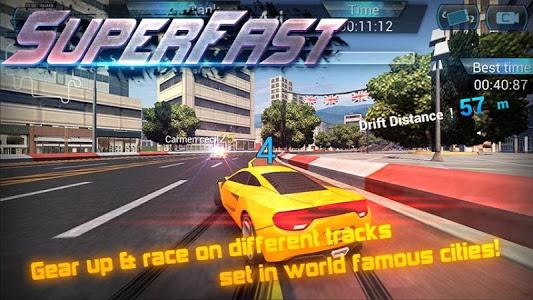 Download Super Fast Car Racing 1.0.9 APK