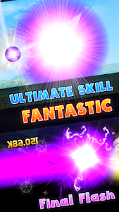 Download Super Fighter Vegeta Saiyan 1.2.0 APK