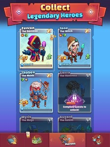 Download Super Spell Heroes 1.2.0 APK