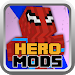 Download SuperHero Mod For MCPE 1.0 APK