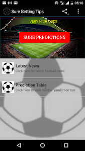 Download Sure Betting Tips 1.0 APK