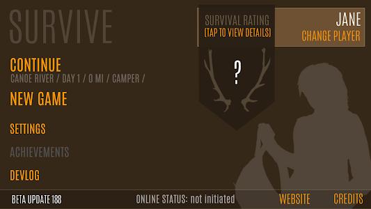 Download Survive - Wilderness survival  APK
