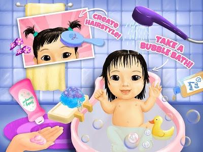screenshot of Sweet Baby Girl - Daycare version 3.0.10