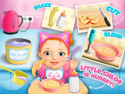Download Sweet Baby Girl - Daycare 3.0.2 APK