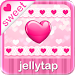 Download ♥Sweet Heart Theme Go SMS ♥ 1.3 APK