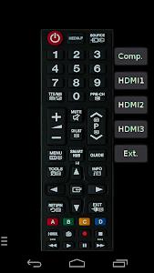 Download TV (Samsung) Remote Control 1.0 APK