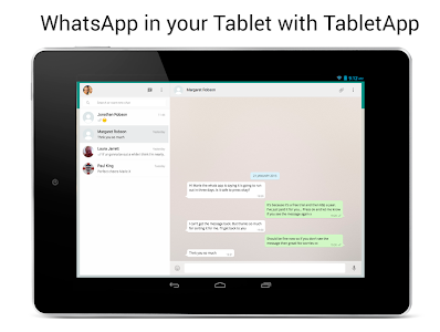 Download TabletApp for WhatsApp 2.2 APK