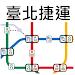 Download Taipei Metro Route Map 1.21 APK