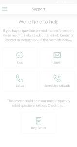 screenshot of The General® Insurance version 3.2.2