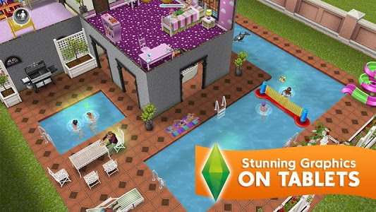 Download The Sims FreePlay 5.41.0 APK