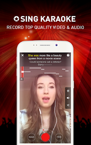 screenshot of The Voice: On Stage - Sing! version 5.1.9