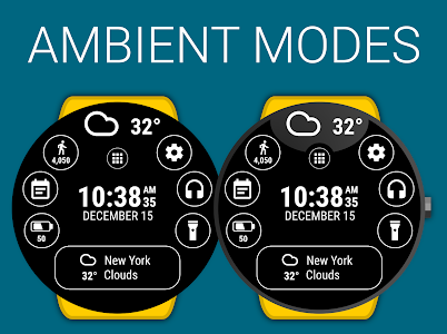 Download Thermo Watch Face by HuskyDEV 1.03 APK