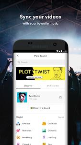 screenshot of TikTok version 9.8.0