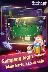 screenshot of TopFun Domino QiuQiu:Domino99 (KiuKiu) version 1.7.3