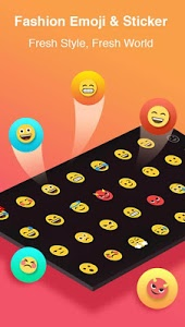 Download TouchPal Keyboard-Cute Emoji,theme, sticker, GIFs 6.7.9.1 APK