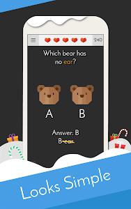 screenshot of Tricky Test 2™: Genius Brain? version 5.0