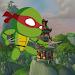 Download Turtle Ninja Jump 1.0 APK