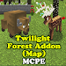 Download Twilight Forest Addon (Map) for MCPE 1.2 APK