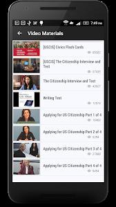 Download US Citizenship Test 2017 Audio 2.9 APK
