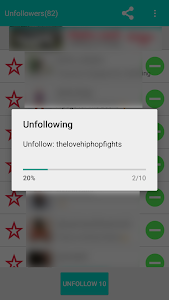 Download Unfollow Users for instagram 1.1.7 APK