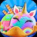 Download Unicorn Ice Cream Maker - Carnival Fair Food 2018 1.2 APK