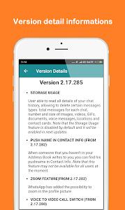 Download Updater for WhatsApp 2.2 APK