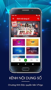 screenshot of VTV Go - TV Mọi nơi, Mọi lúc version 3.0.4-vtvgo