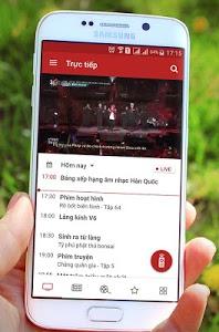 screenshot of VTV Go - TV Mọi nơi, Mọi lúc version 2.9.9-vtvgo