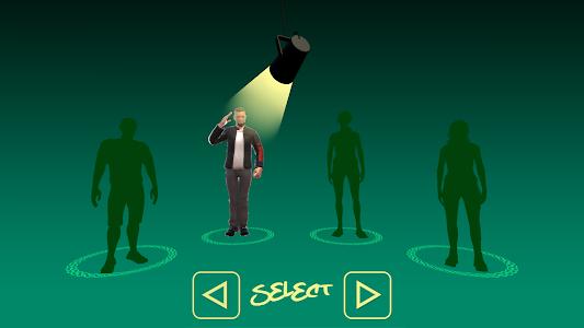 screenshot of Veyron Drift Simulator version 1.1