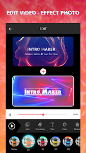 Download Intro Maker With Music, Video Maker & Video Editor 1.4.6 APK