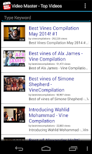 Download Video Master(YouTube Channels) 2.24 APK
