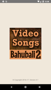 Download Video Song of Bahubali 2 Movie 4.1 APK