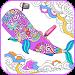 Download Virtual Mandala Coloring Book 1.0.3 APK