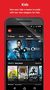 screenshot of Vodafone Play TV Movies Sports version 1.0.33