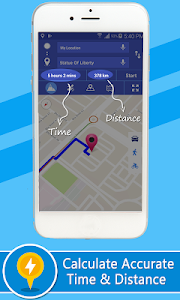 Download Voice GPS Driving Directions – Lite 1.0.4 APK