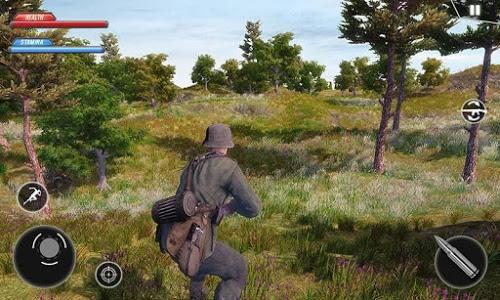 Download WW2 US Army Commando Survival Battleground 2.5 APK