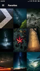 screenshot of Wallpapers HD, 4K Backgrounds version 2.4.26