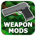 Download Gun Mod for Minecraft PE 2.0 APK