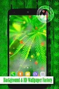 Download Weed Live Wallpaper 306 APK