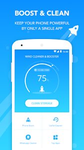 Download Wind Cleaner and Booster Pro 1.1.8 APK