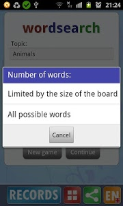 Download Word search 2.3b APK