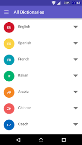 Download WordReference.com dictionaries 4.0.24 APK
