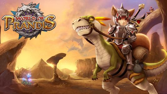 Download World of Prandis (Around the world MMORPG) 1.6.3 APK