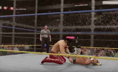Download Wrestling WWE Fight Guide 1.00 APK