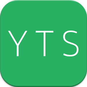 screenshot of YIFY Movies Browser version 1.0