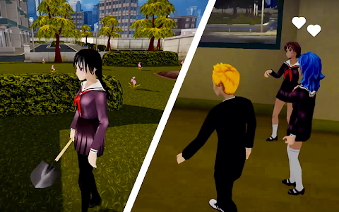 Download Yandere - School Simulator 1.1 APK