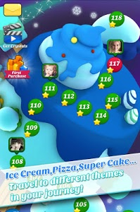 screenshot of Yummy Mania™ version 2.9.0