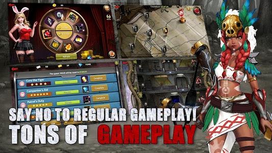 Download Zombie Strike : The Last War of Idle Battle (SRPG) 1.11.19 APK