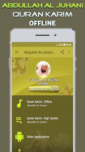 Download abdullah awad al juhani full quran offline 1.1 Abdullah Juhani APK